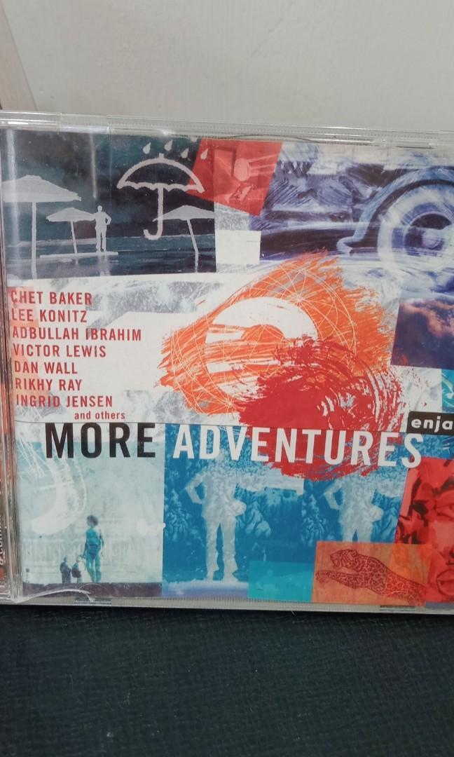 More Adventures jazz選集