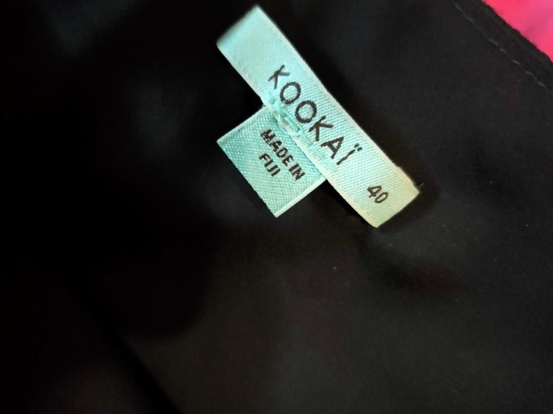 Off Shoulder Kookai top