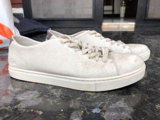 Original Lacoste White Sneaker