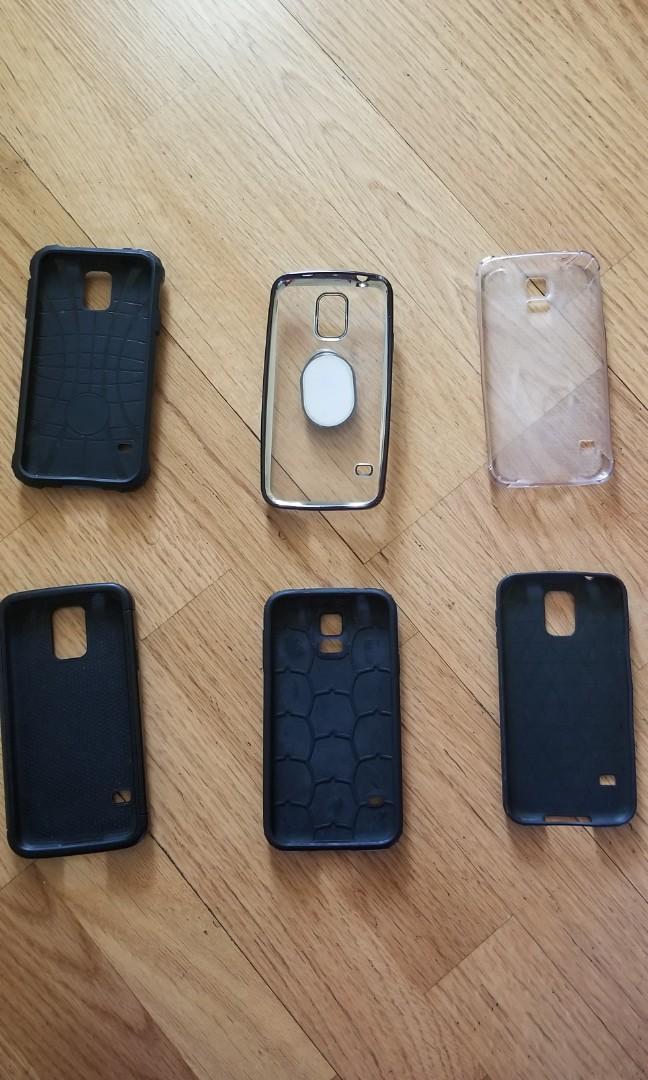 6 Phone cases Samsung Galaxy S5
