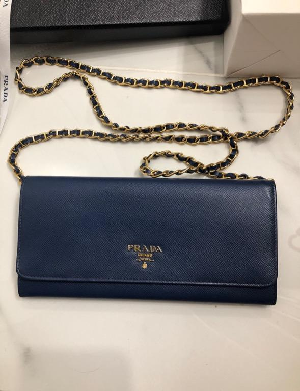 Prada Saffiano WOC - Crossbody - Authentic