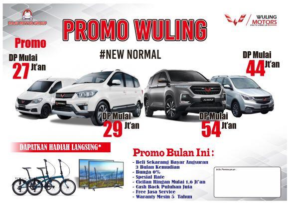 PROMO WULING NEW NORMAL