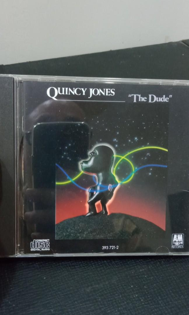 "Quincy Jones""The Dude"""