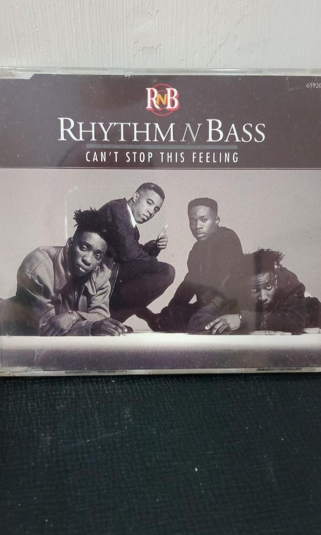 RHYTHM N BASS(can't stop this feeling)單曲