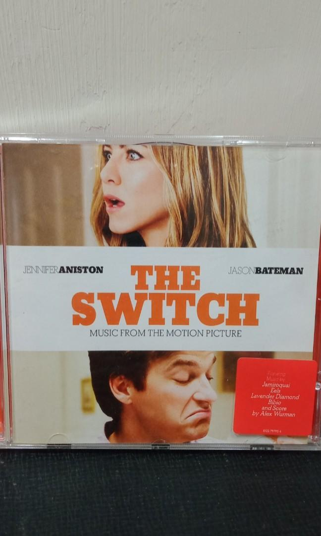 The Switch電影原聲帶