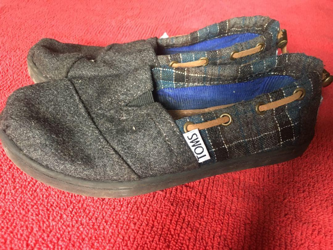 Sale!!!Toms Shoes with string, Babies