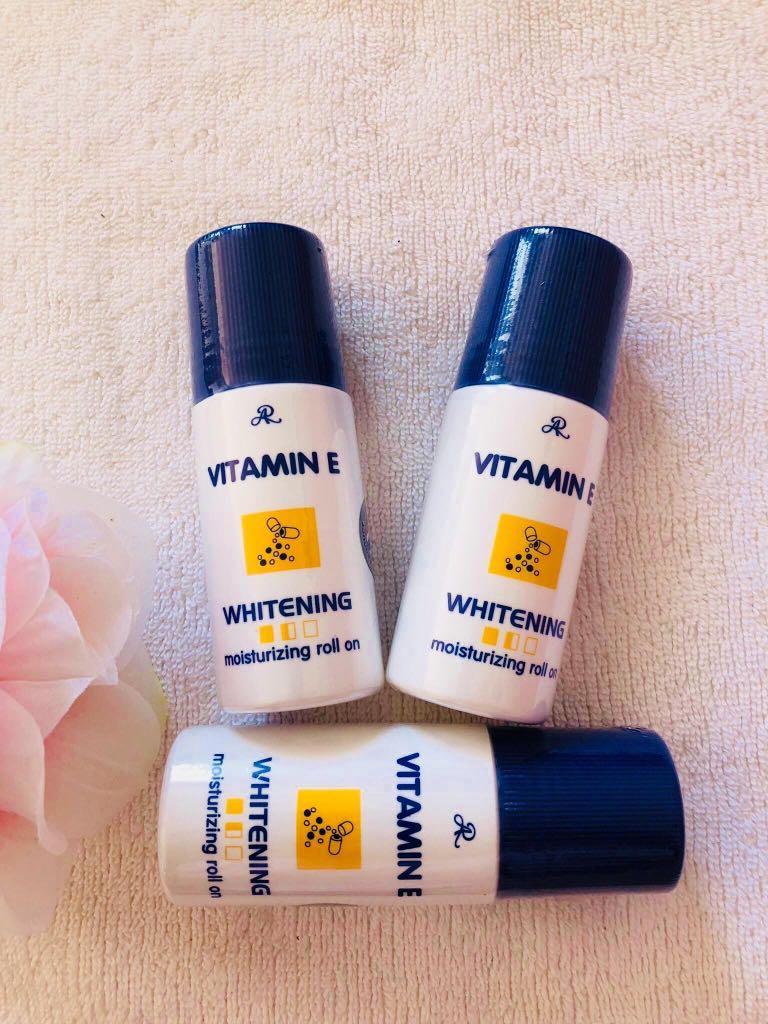 Vitamin E Moisturizing