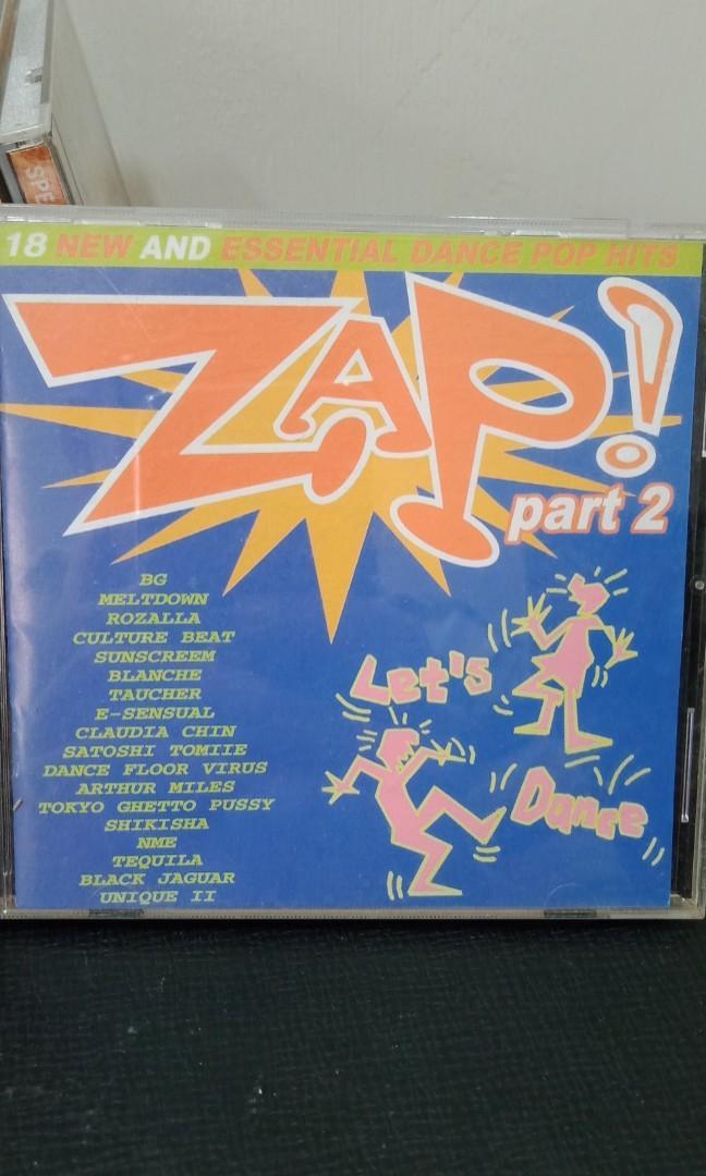 Zap!part 2 SONY MUSIC