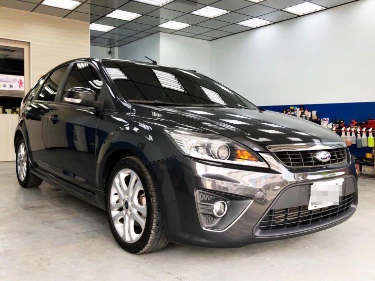 09 福特focus 2.0s 頂級 柴油渦輪 友人託售 跑11萬