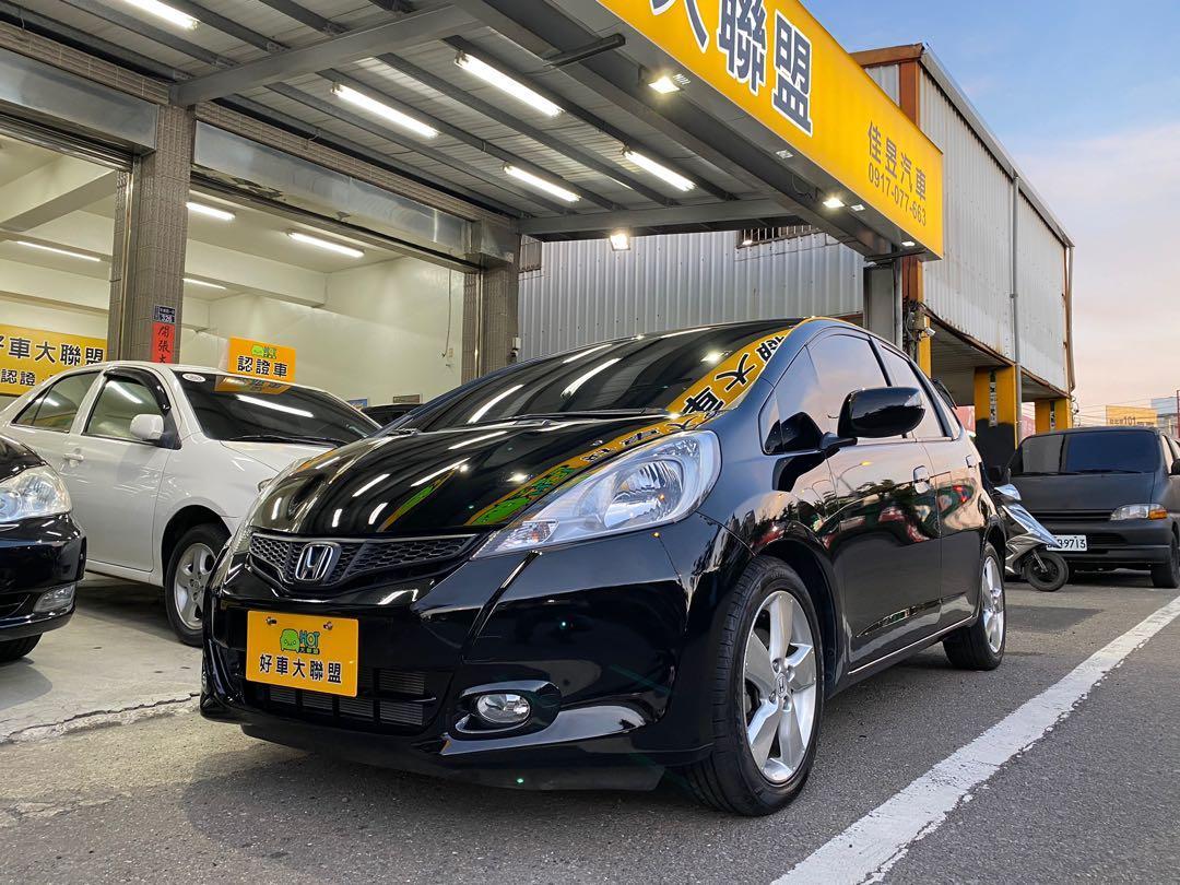 2011 Honda Fit VTi-S