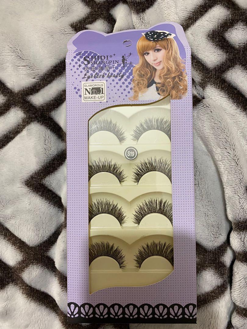 $5 brand new false eyelashes