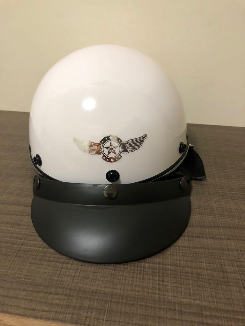 半罩式安全帽