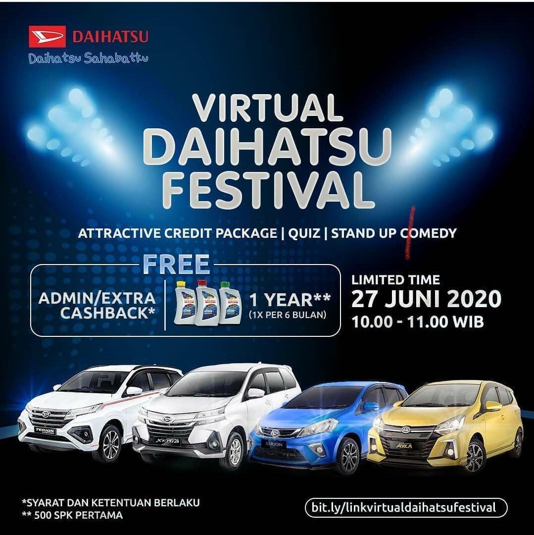 ANGSURAN MURAH Daihatsu Luxio mulai 4 jutaan. Daihatsu Fatmawati