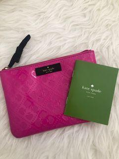 Authentic Kate Spade Pouch