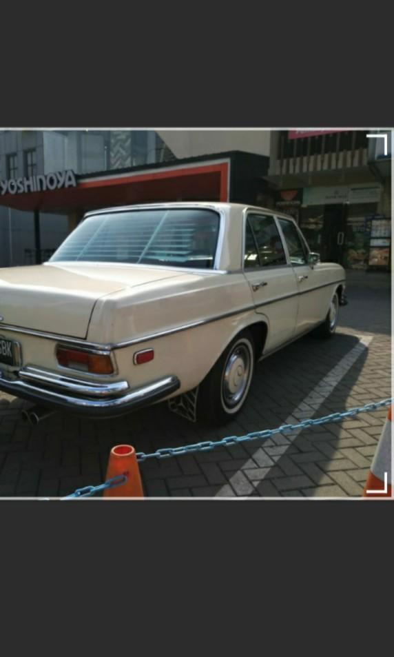 BU.. dijual cepat mercy 280s(kebo)71
