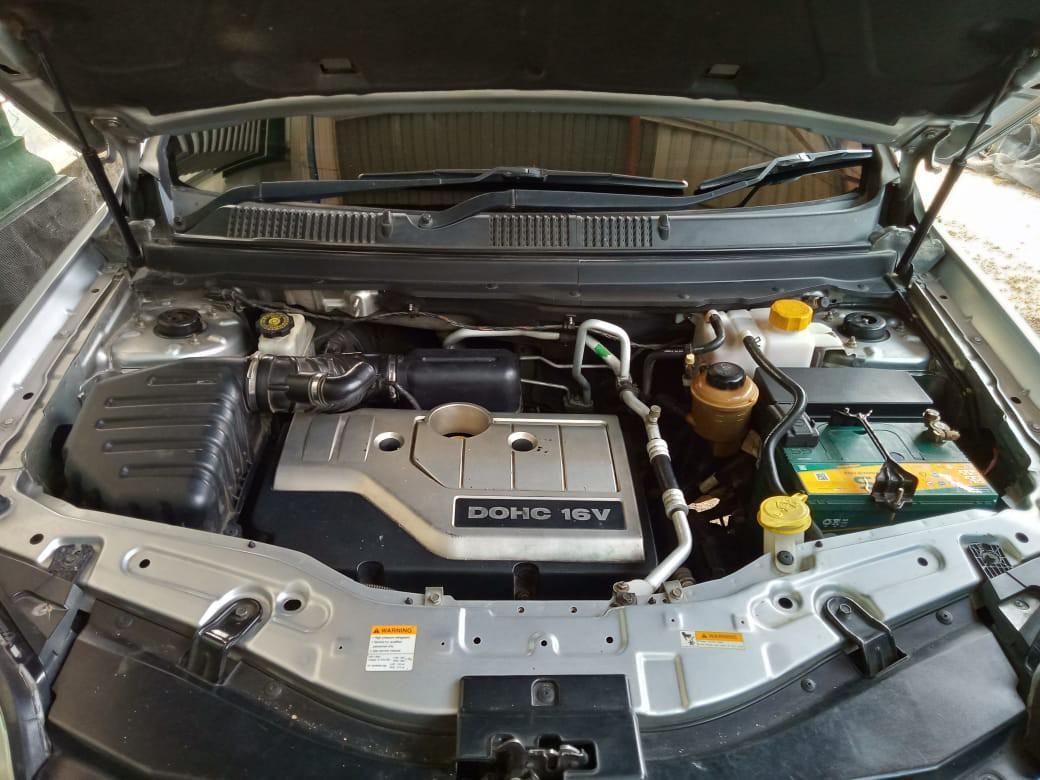 Jual Cevrolet Captiva 2.4LT A/T bensin tahun 2007. Mesin ok  body mulus,matic normal. NEGO