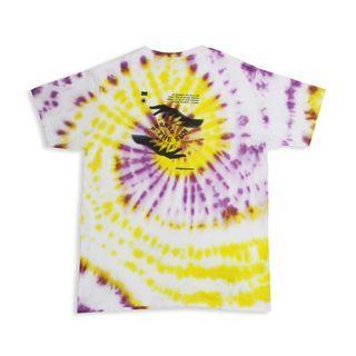 Kaos Tie Dye Born In The Sun