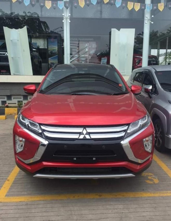 Mitsubishi Eclipse Discount Besar Bisa DP Ringan