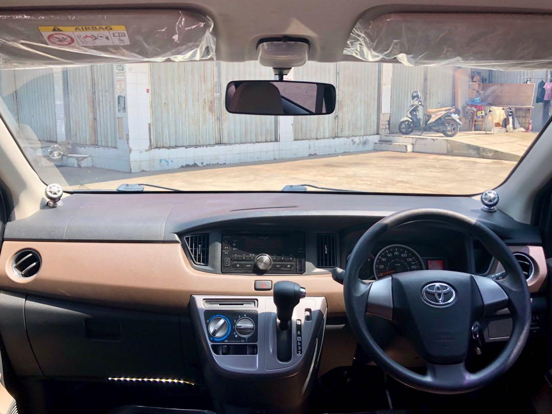 Preloved Toyota Calya G AT 2016