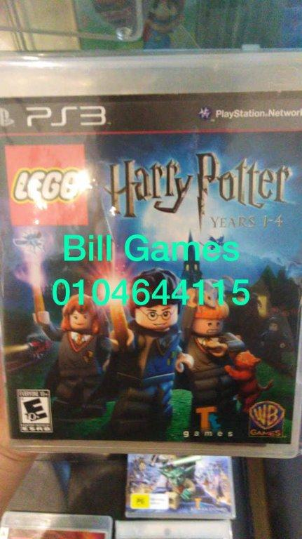 Ps3 Lego Harry Potter Video Gaming Video Games On Carousell