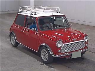 Rover Mini - Auto