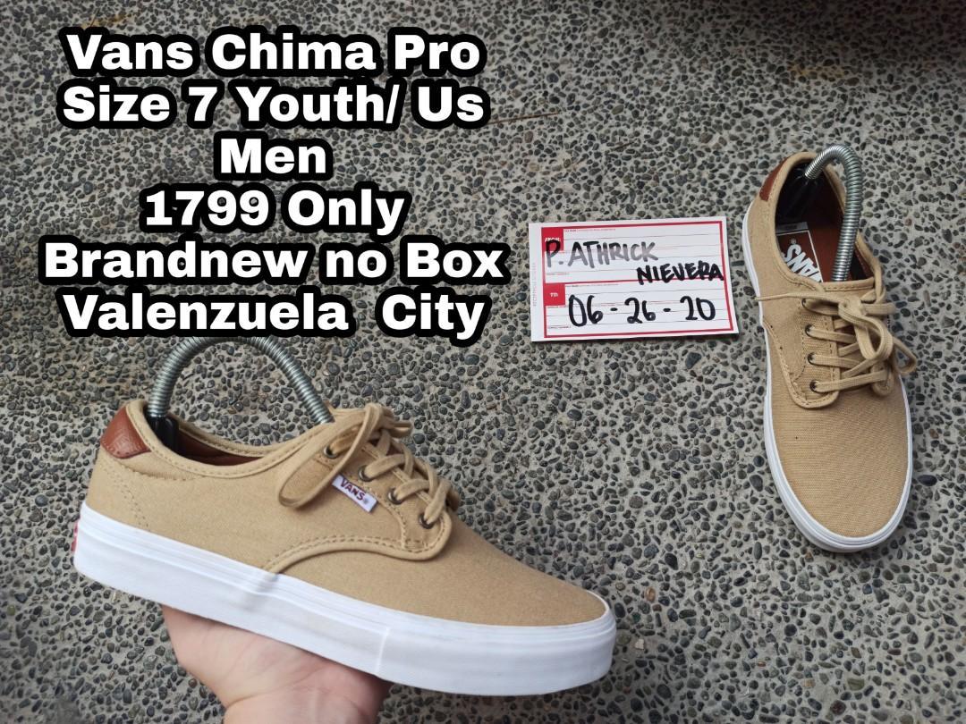 Vans Chima Pro, Men's Fashion, Footwear