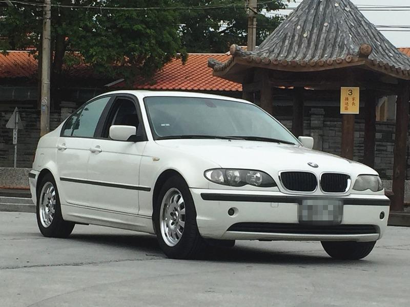 2003 BMW 318i 2.0 白