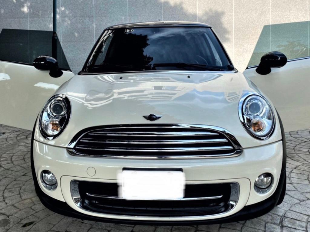 【台中第一便宜】 2011年 MINI COOPER 1.6L  僅跑9萬