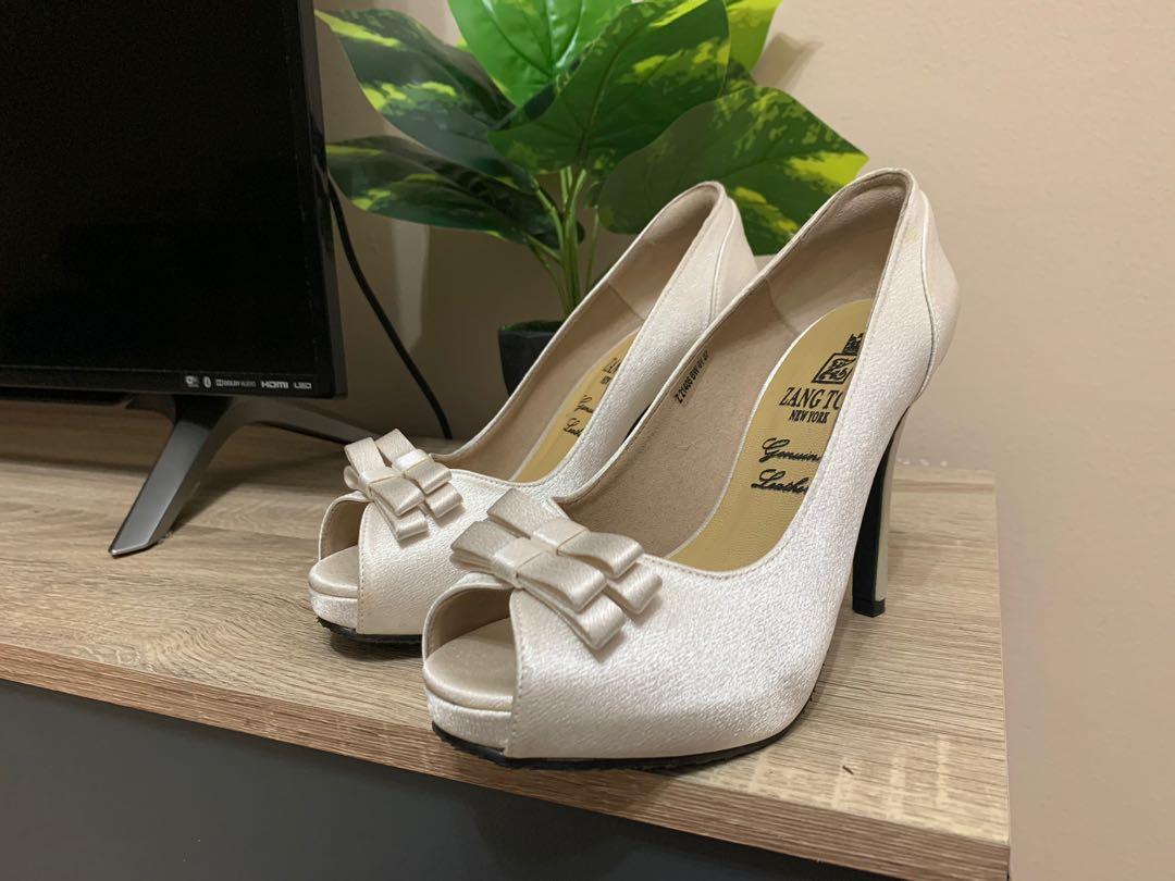 Authentic Zang Toi Heels, Women's