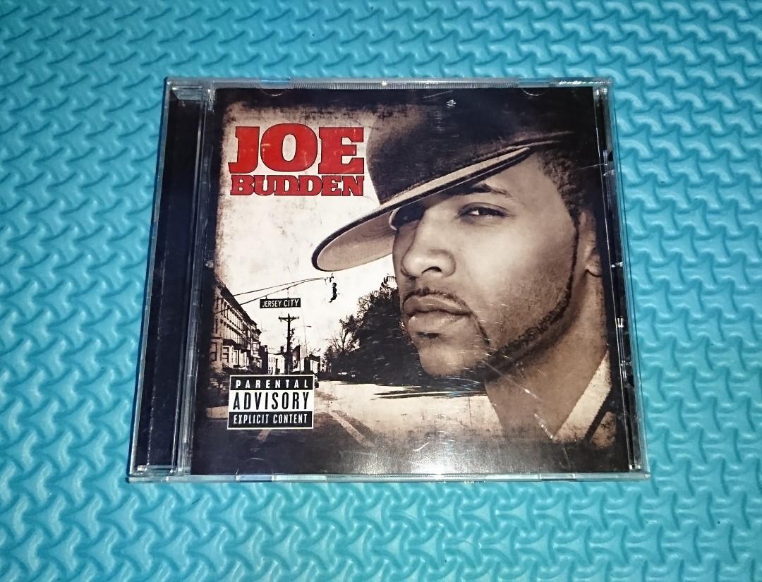 CD JOE BUDDEN