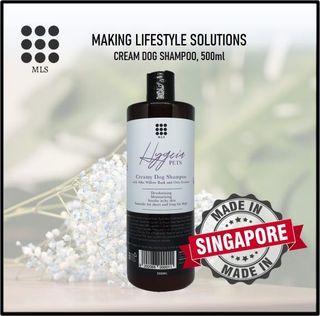 Creamy Dog Shampoo