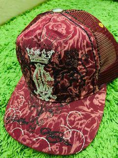 正品ED Hardy帽子