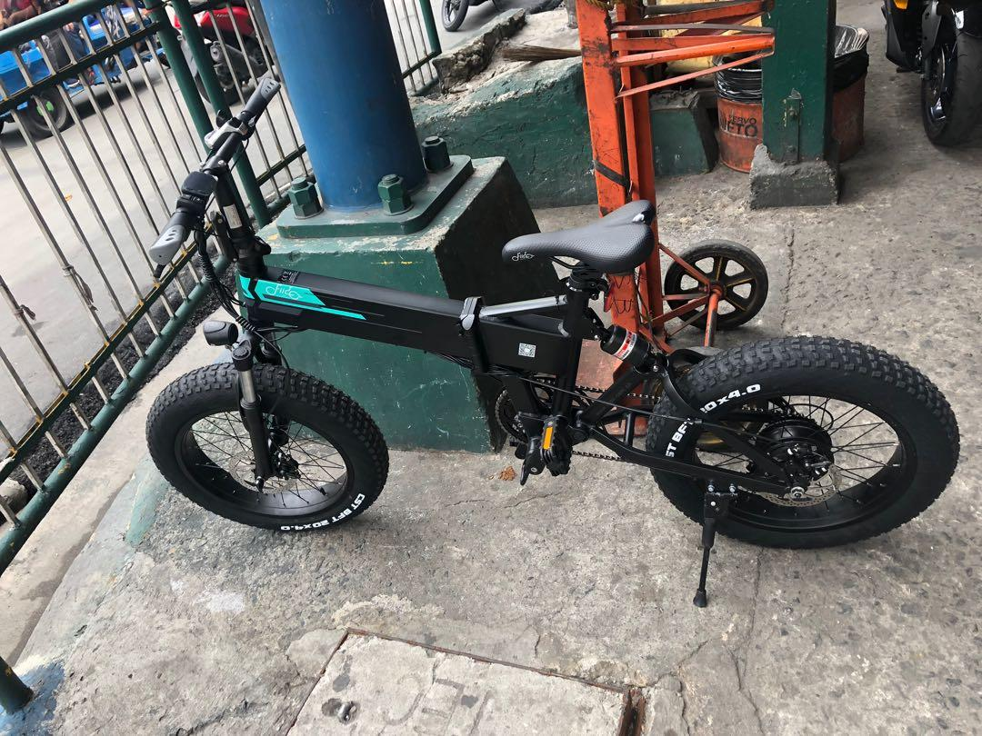 Fiido M1 Foldable Ebike Sports Bicycles On Carousell