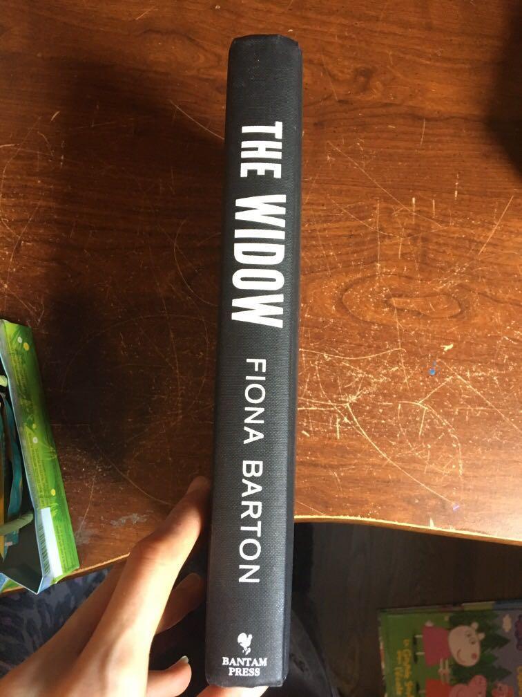 Fiona Barton the widow book