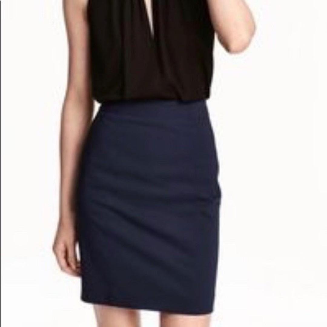(Qty 4) High waisted pencil skirts H&M