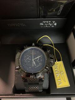 Invicta鋼錶