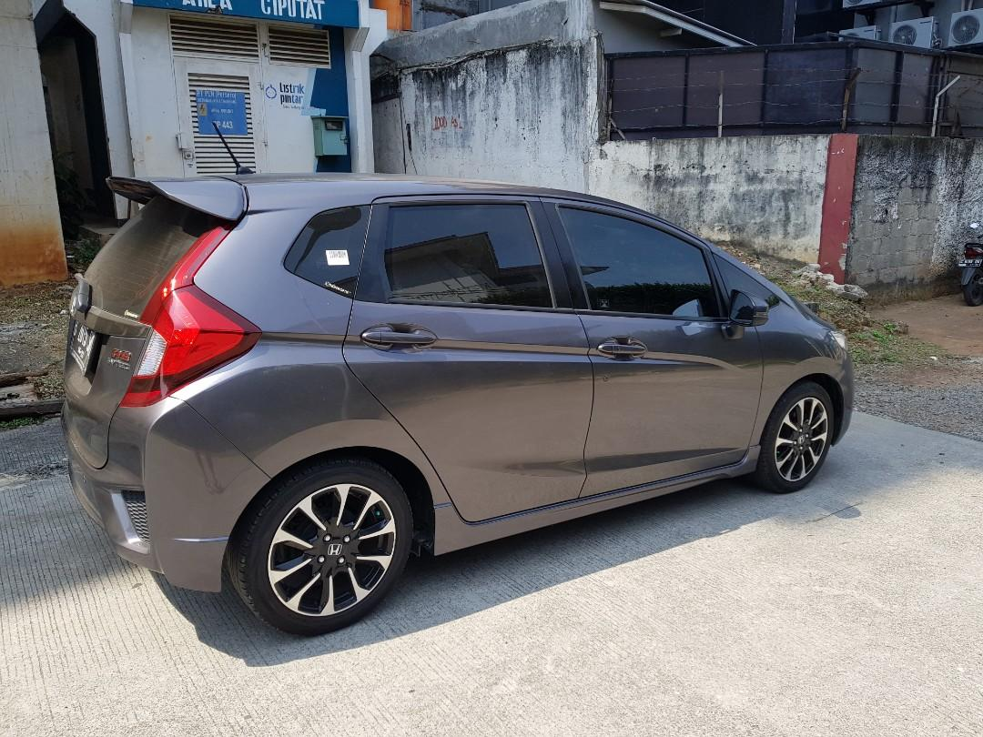 Jazz RS matic 2017 GK5