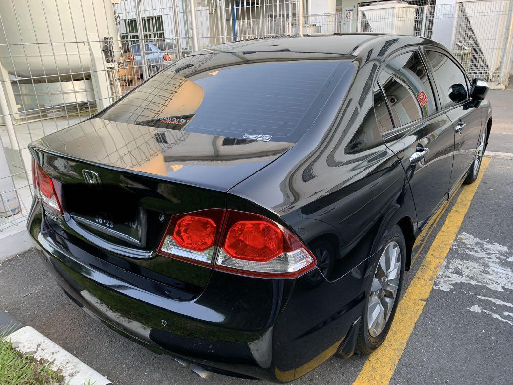 Jual Honda Civic FD 1