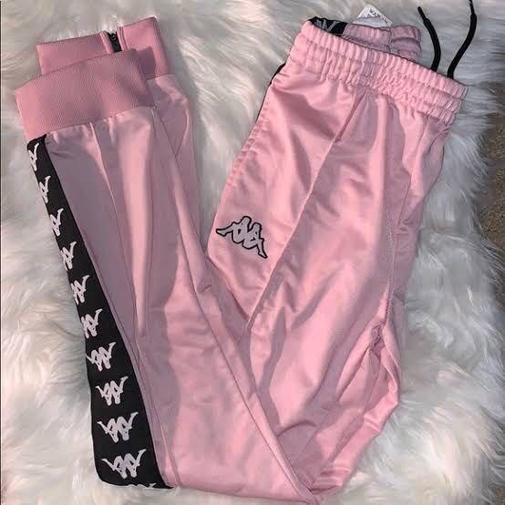 Kappa tracksuit jacket and tracksuit pants matching