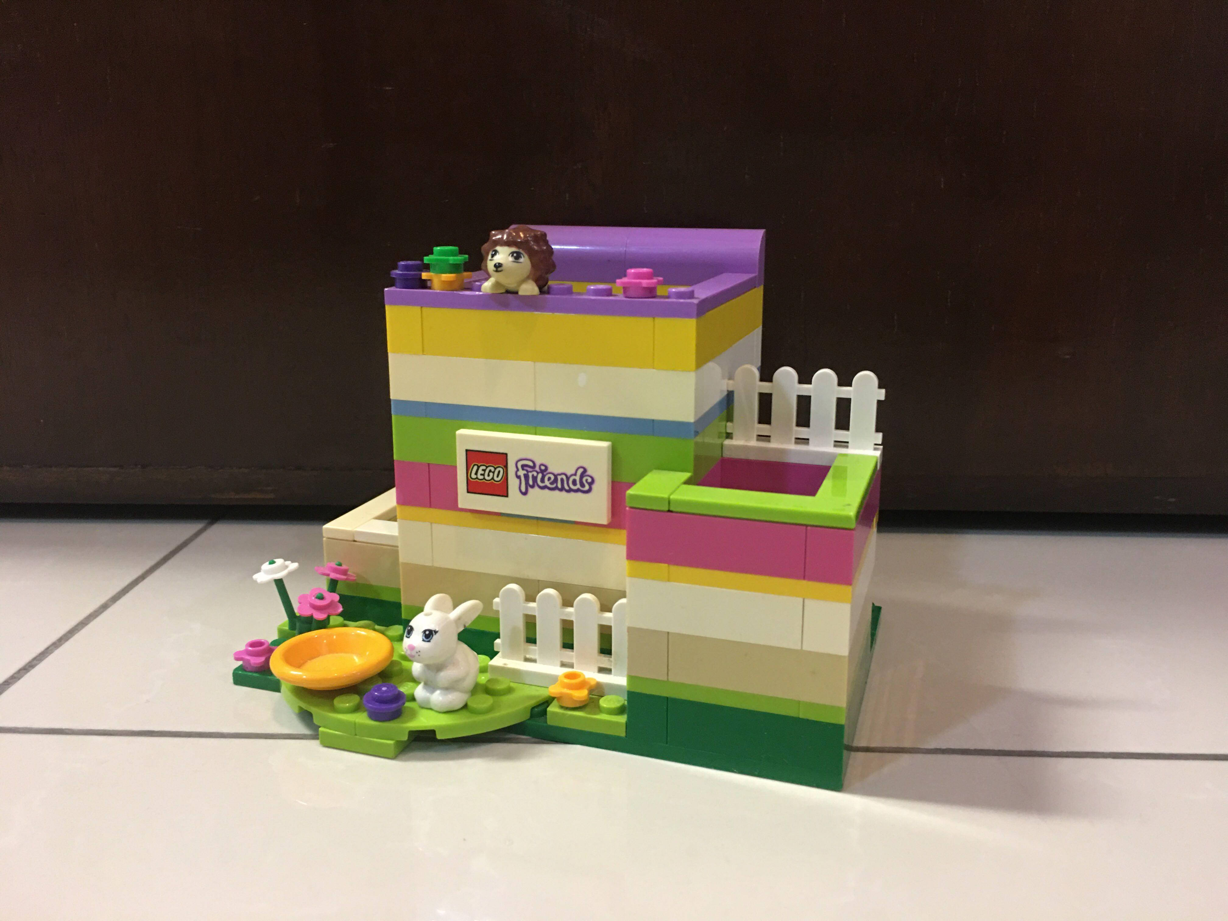 LEGO FRIENDS 1 X FIGURE /& 1 PET  EXCELLENT CONDITION RANDOM SELECTION