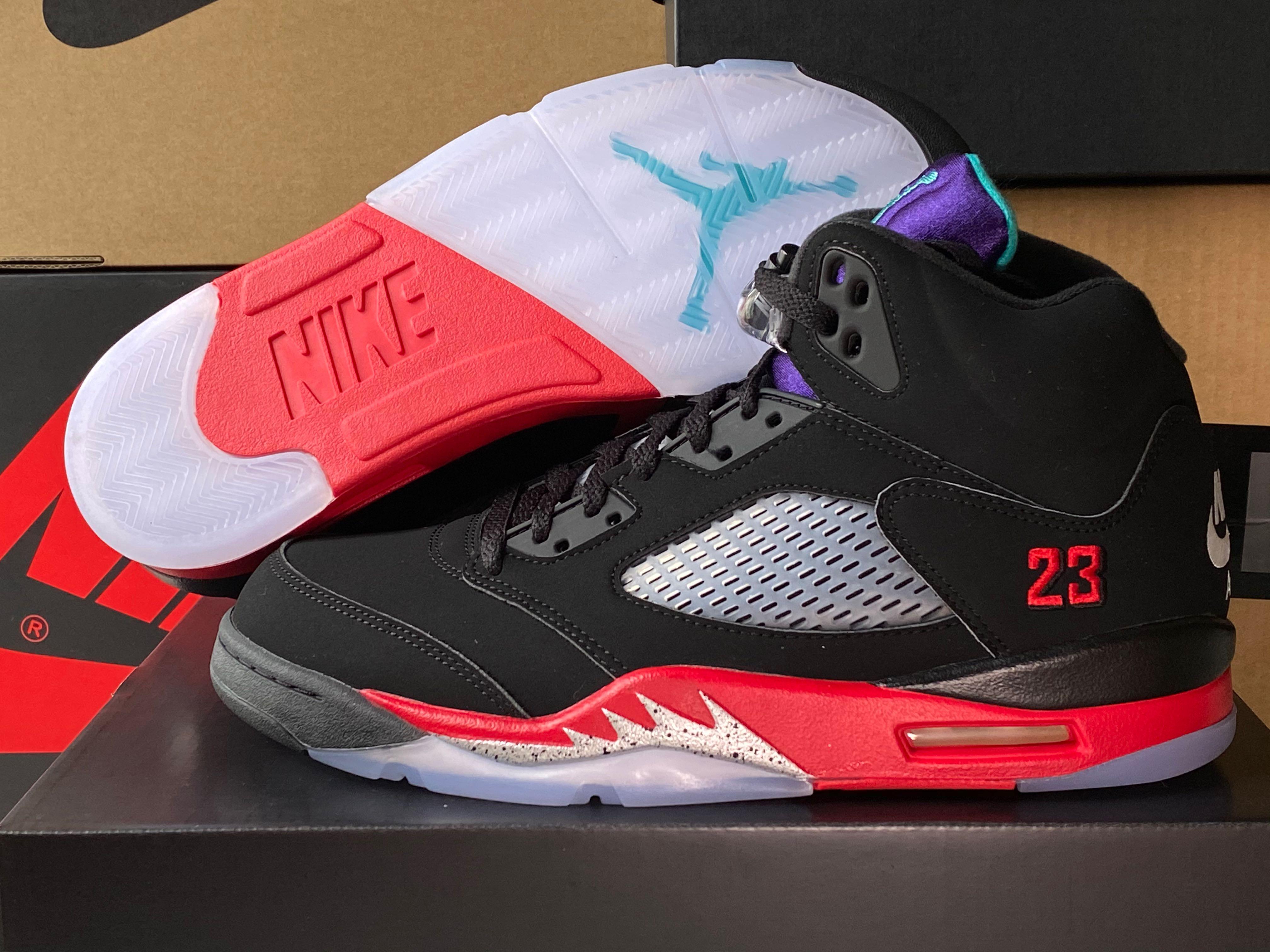 Nike Air Jordan 5 Retro Top 3 EU 44 UK