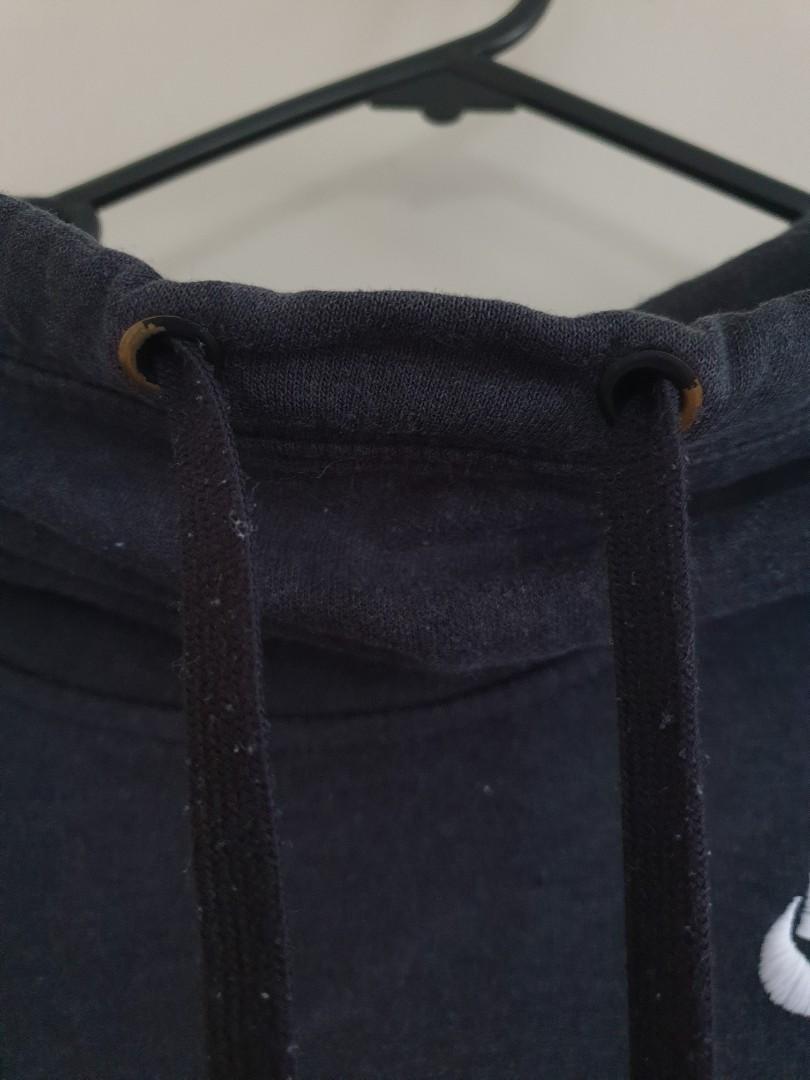 Nike turtleneck hoodie