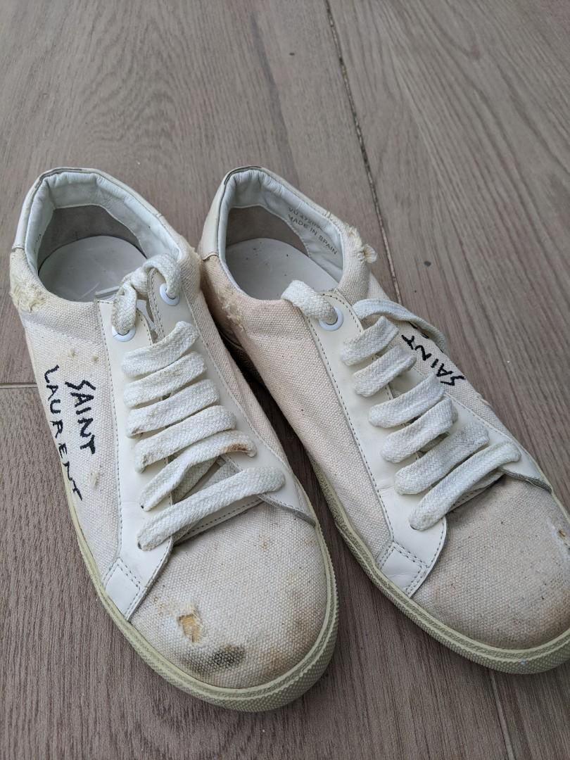Saint Laurent Court Classic Sneaker