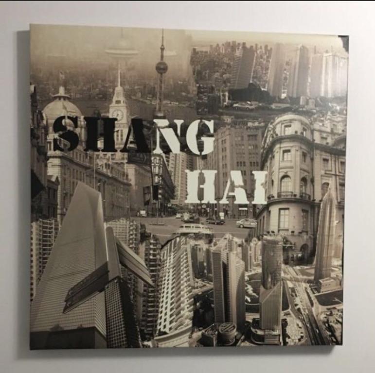 Shanghai Canvas