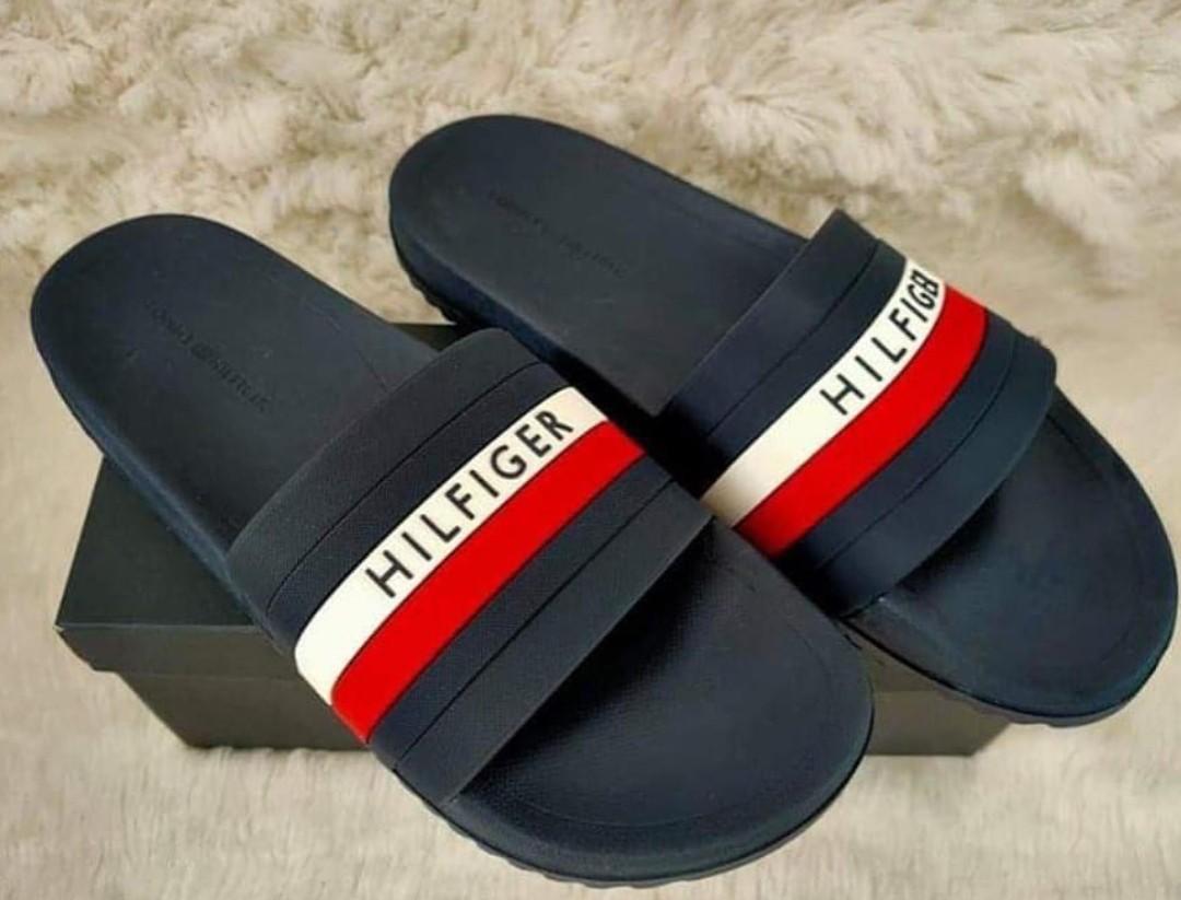 Tommy Hilfiger Slipper, Men's Fashion