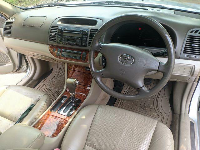 Toyota camry 2.4G