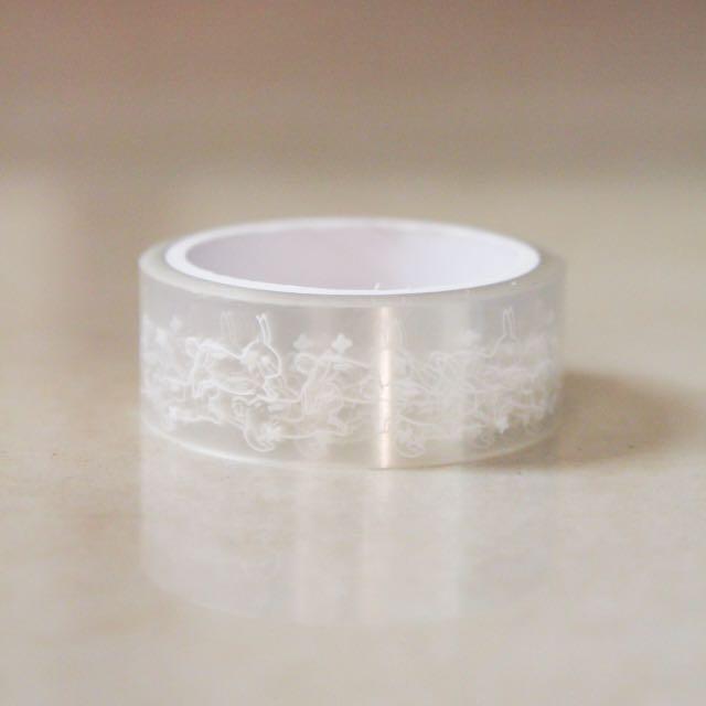 Transparent Washi Tape | Transparent Masking Tape