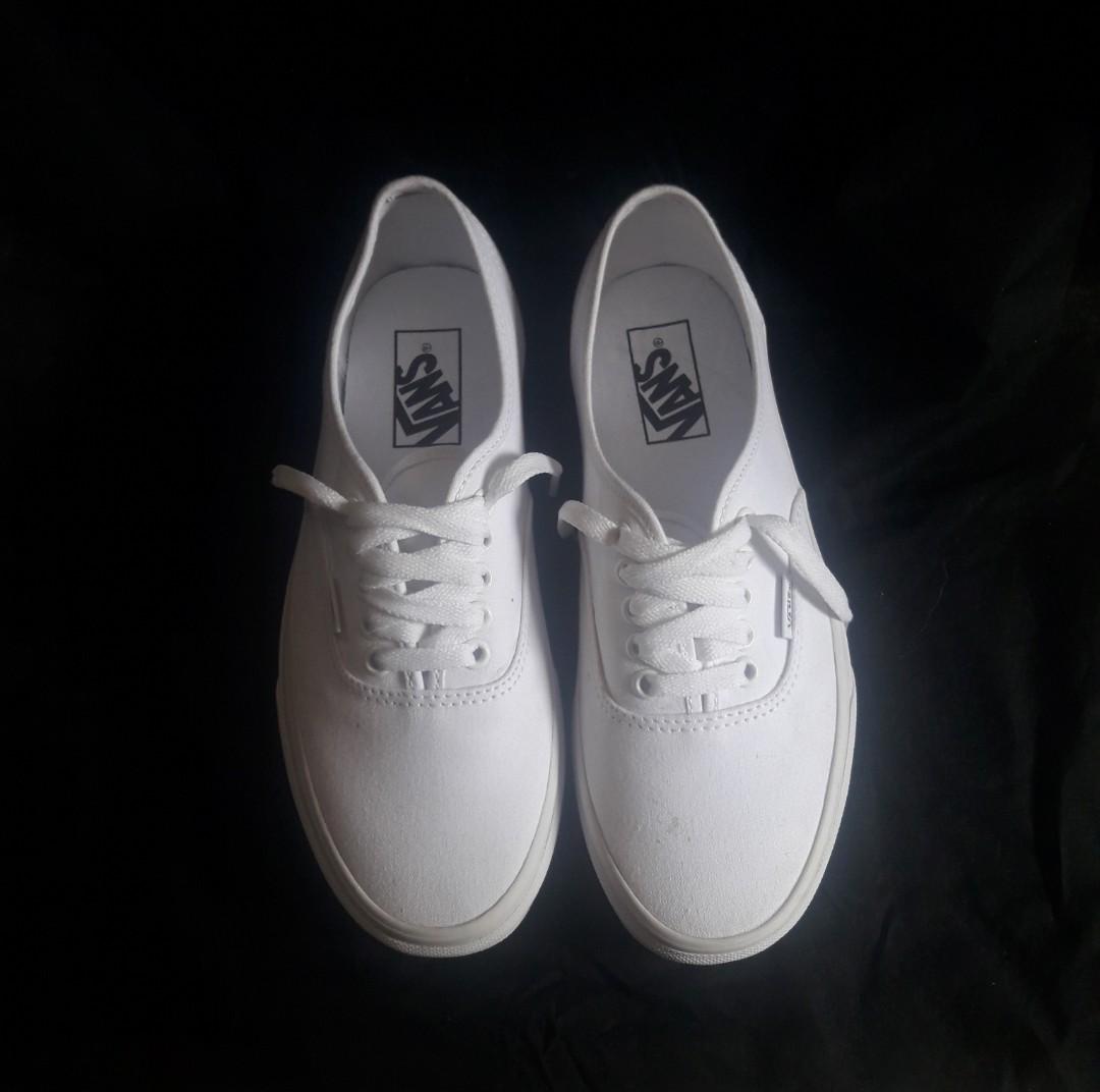 Vans Authentic Triple White, Women's
