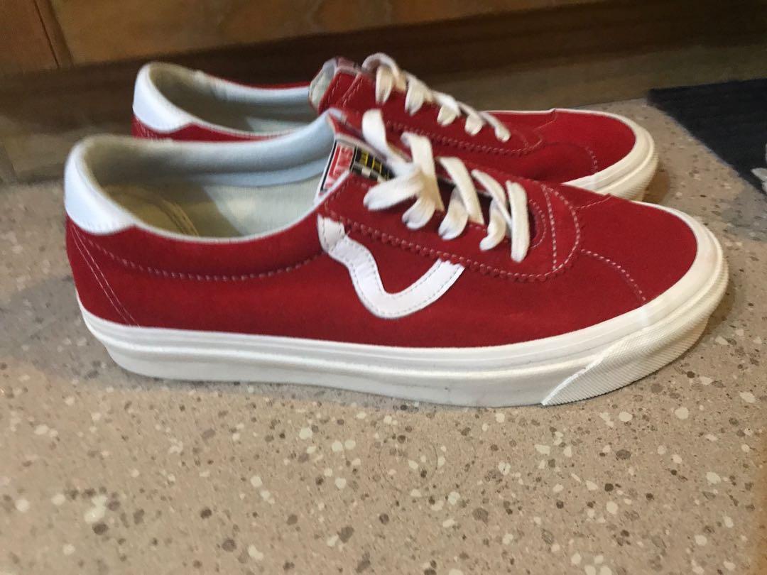 Vans skateboard shoes, Men's Fashion