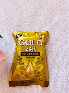 Whitening soap skin care